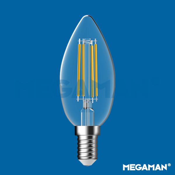 MEGAMAN | LC208053/dm/R9-CSv00 - LED Candle Lamps | LED Lighting
