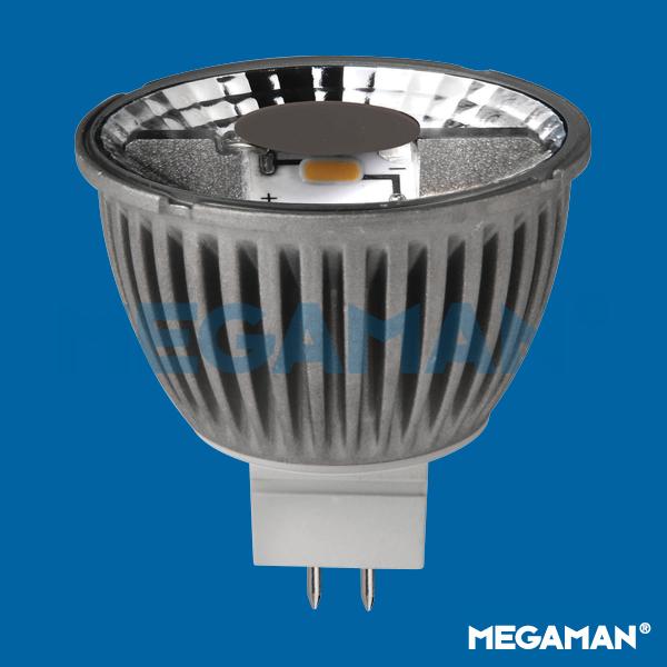Megaman Er1006 35h24d Gu5 3 2800k 12v Led Mr16 Reflectors