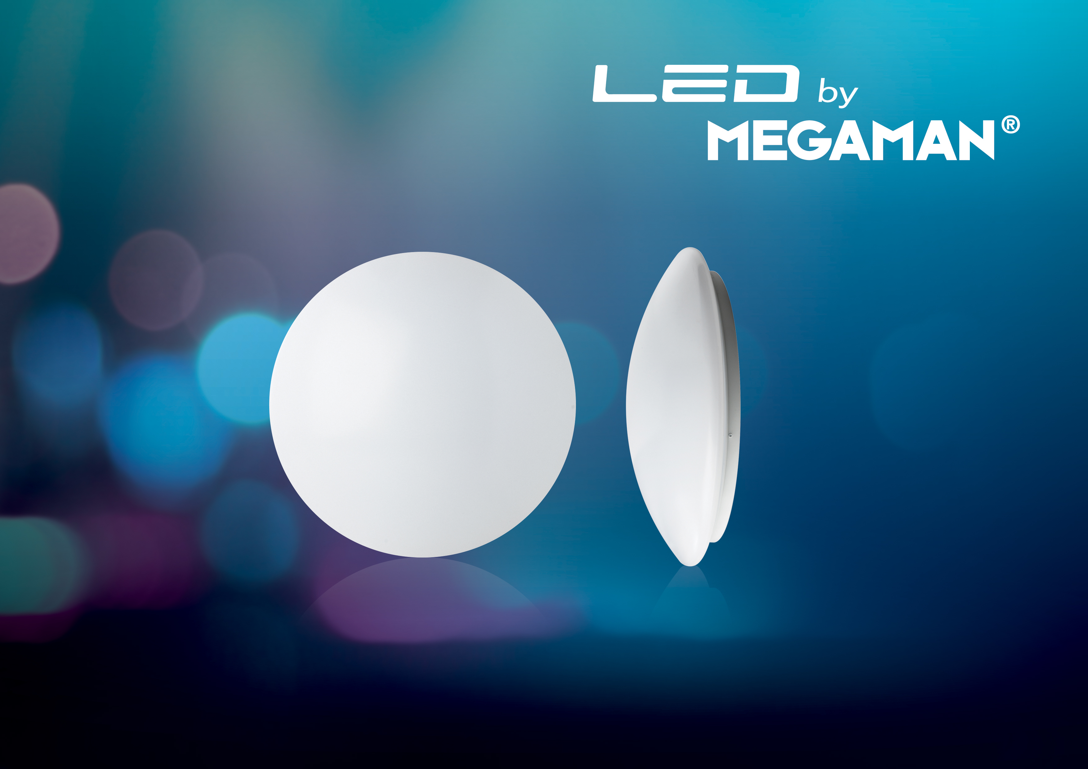 Megaman S Surface Mounted Led Lamps