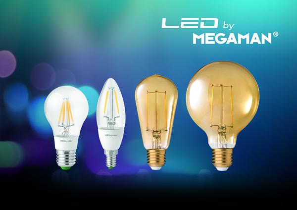 Launches Decorative Led Filament Lamps